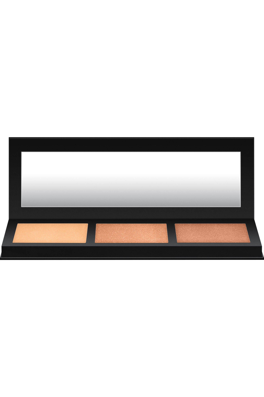 Blissim : M.A.C - Palette Hyper Real Glow - Nuances dorées