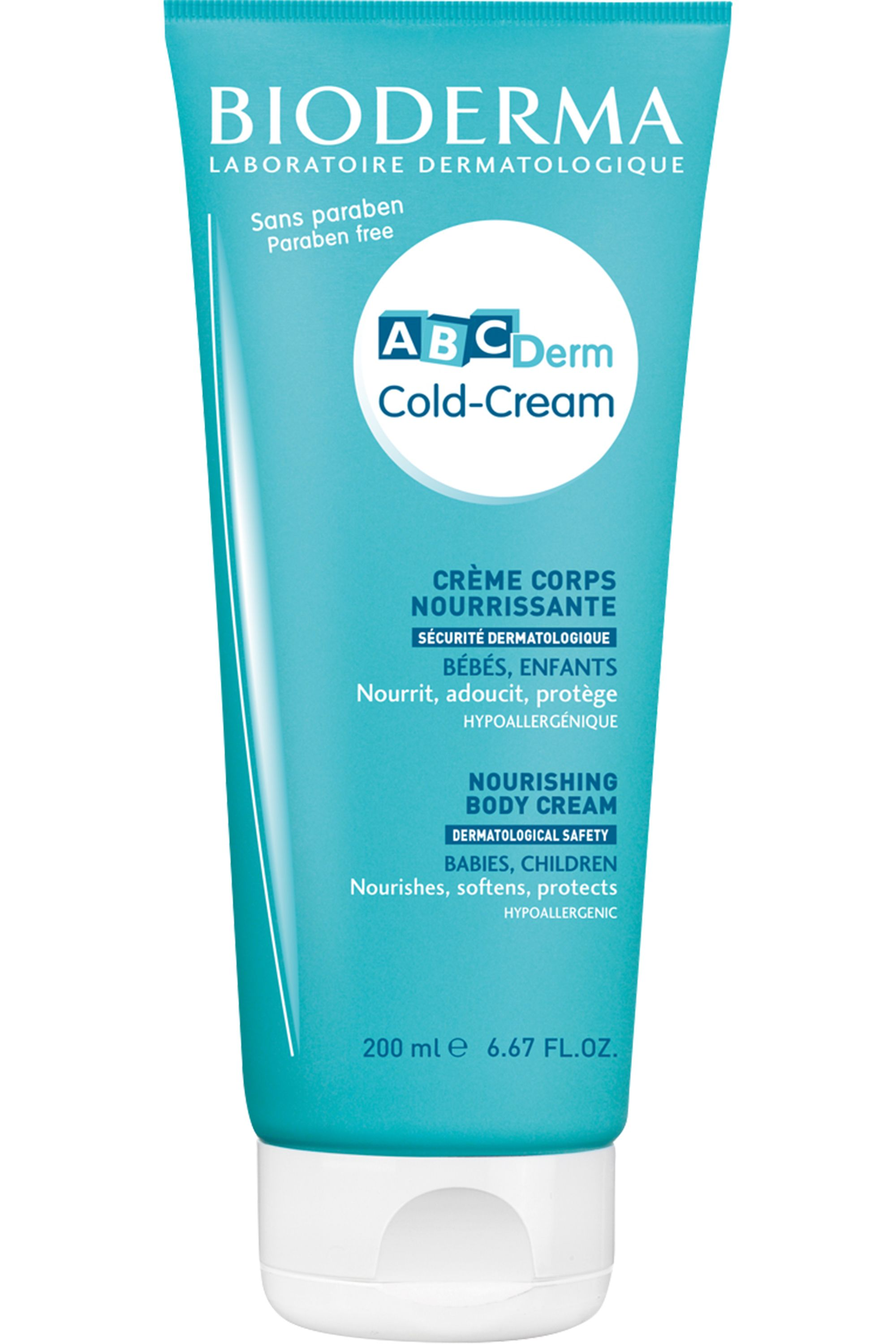 Blissim : Bioderma - Cold Cream Crème corps nourrissante ABCDerm - Cold Cream Crème corps nourrissante ABCDerm