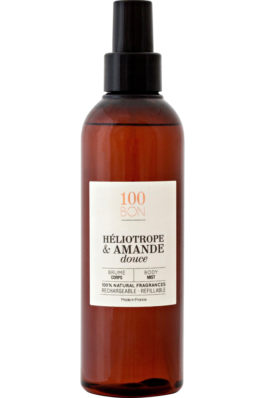 Blissim : 100bon - Brume Parfumée Héliotrope & Amande douce - Brume Parfumée Héliotrope & Amande douce