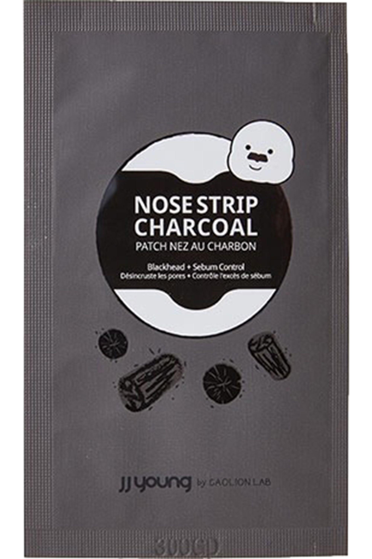 Blissim : JJ Young - Patch nez point noir au charbon - Patch nez point noir au charbon