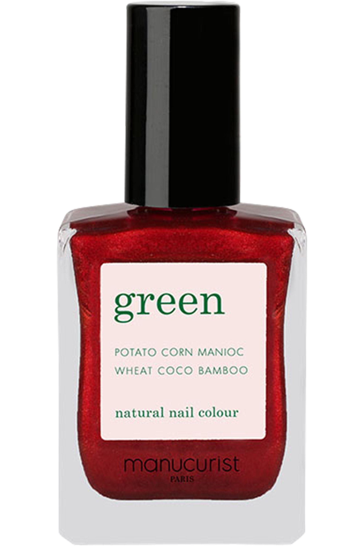 Blissim : Manucurist - Vernis Green - Red Hibiscus