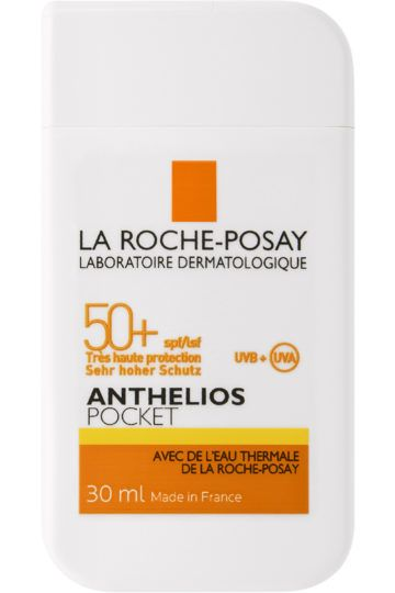 Lait visage SPF50+ format poche Anthelios