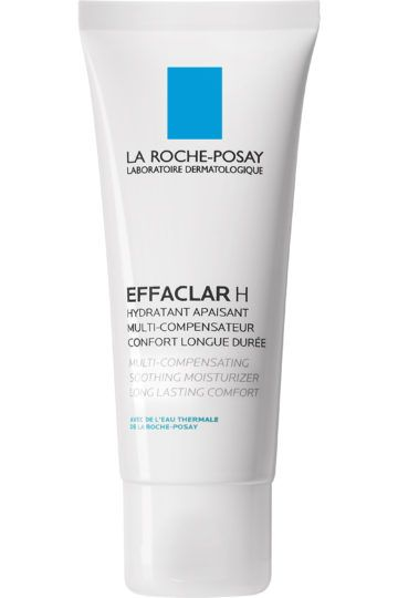 Crème Hydratante Apaisante Effaclar H