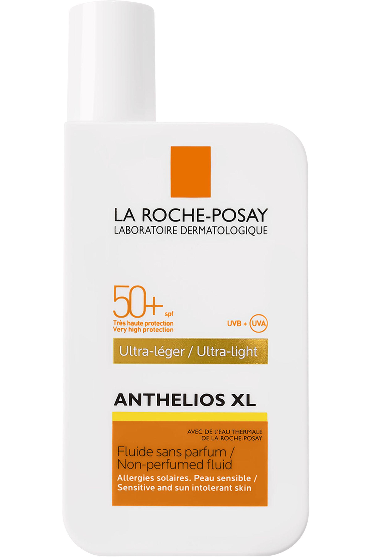 Blissim : La Roche-Posay - Fluide Solaire Ultra Léger SPF 50+ Anthelios Sans Parfum - Fluide Solaire Ultra Léger SPF 50+ Anthelios Sans Parfum