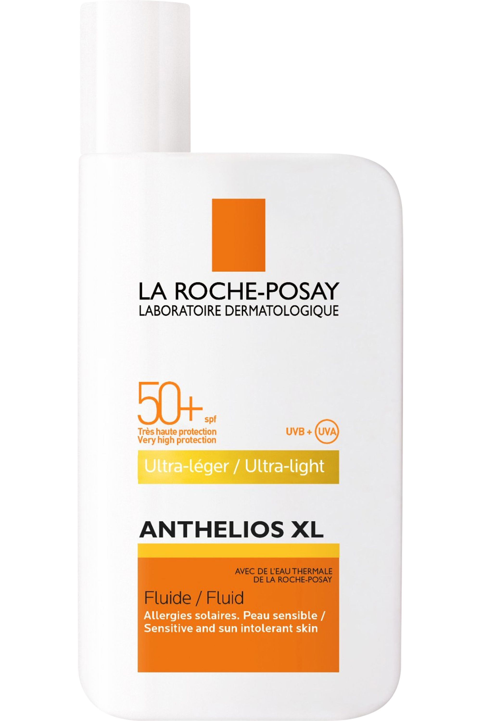Blissim : La Roche-Posay - Fluide Solaire Ultra Léger SPF 50+ Anthelios - Fluide Solaire Ultra Léger SPF 50+ Anthelios