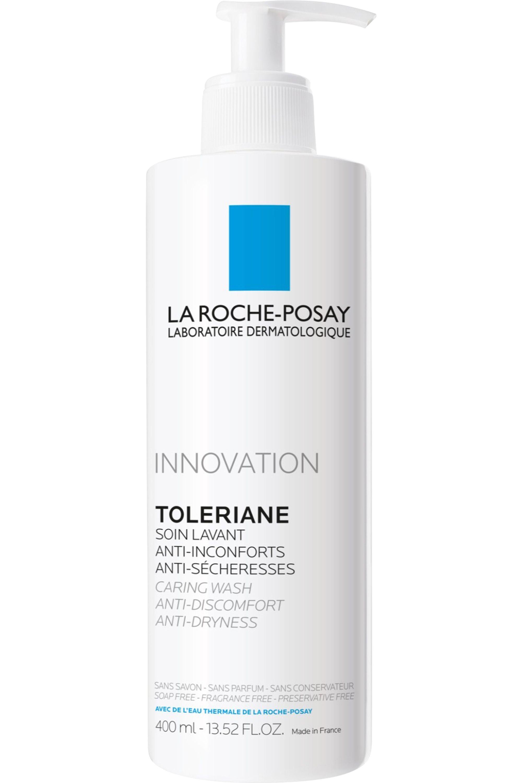 Blissim : La Roche-Posay - Soin lavant visage anti-inconforts et anti-sécheresse Toleriane - Soin lavant visage anti-inconforts et anti-sécheresse Toleriane