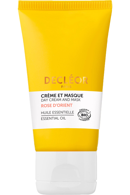 Blissim : Decléor - Crème et masque apaisant Rose d'Orient - Crème et masque apaisant Rose d'Orient