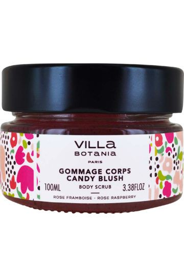 Gommage corps Candy Blush Rose Framboise