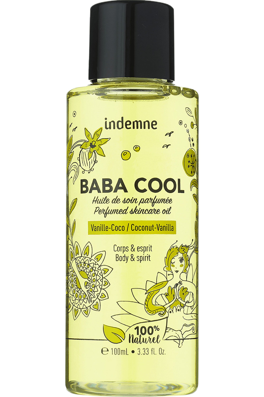 Blissim : Indemne - Huile de soin Baba Cool vanille-coco - Huile de soin Baba Cool vanille-coco