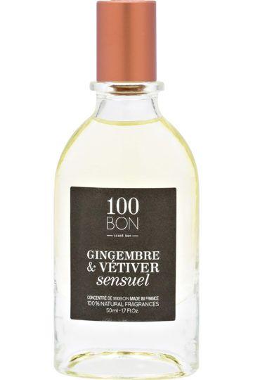 Gingembre & Vétiver Sensuel Concentré 50 ml