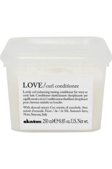 Après-shampoing cheveux bouclés Love Curl