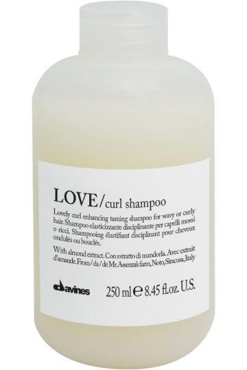 Shampoing disciplinant pour cheveux ondulés et bouclés Love Curl