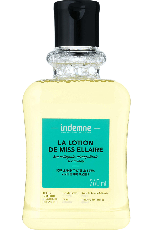 Blissim : Indemne - La Lotion de Miss Ellaire - La Lotion de Miss Ellaire