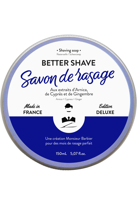 Blissim : Monsieur Barbier - Savon de rasage Better-Shave - Savon de rasage Better-Shave
