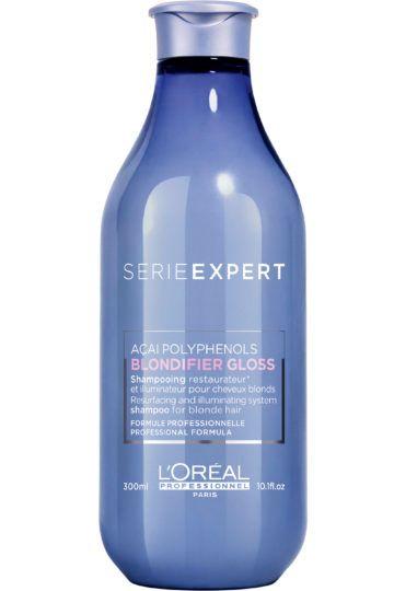 Shampoing restaurateur et illuminateur pour cheveux blonds Blondifier Gloss