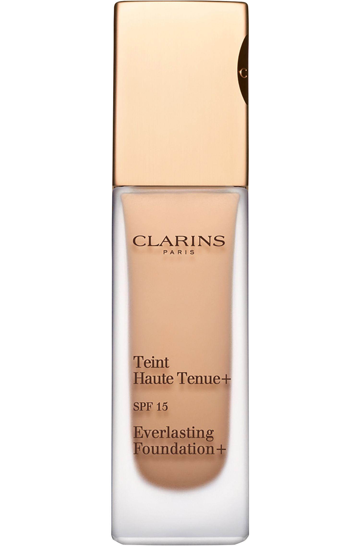 Blissim : Clarins - Fond de teint Teint Haute Tenue SPF15 - 107 Beige