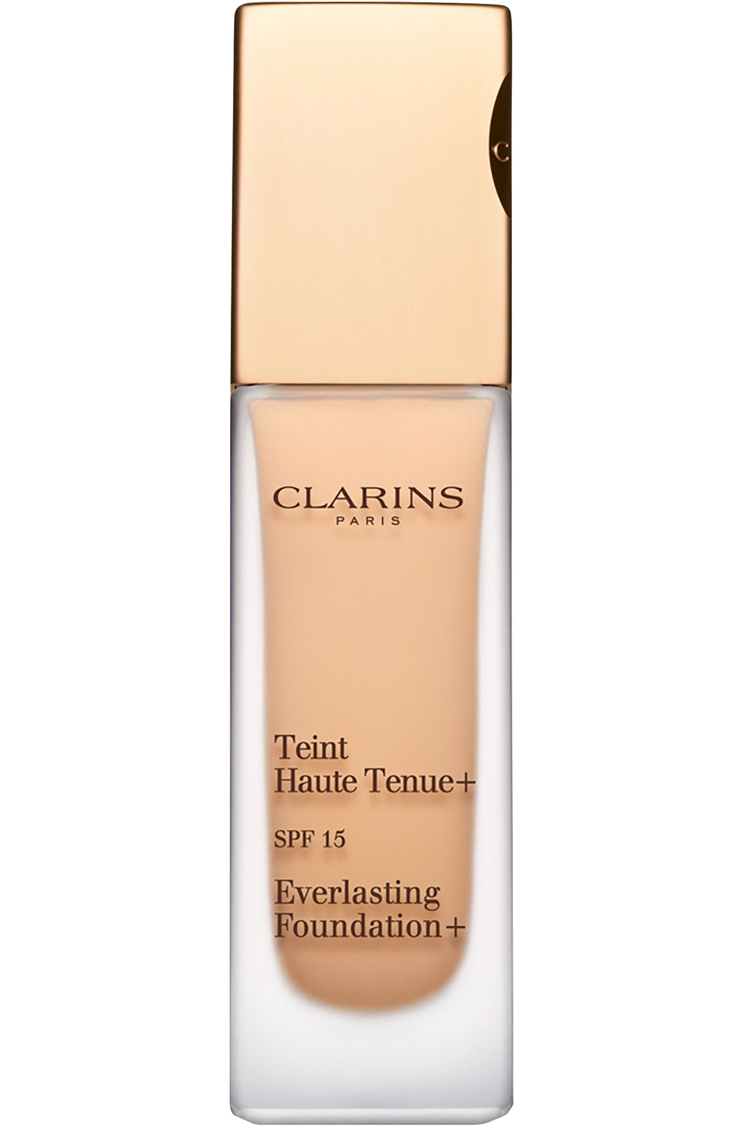 Blissim : Clarins - Fond de teint Teint Haute Tenue SPF15 - 110 Honey