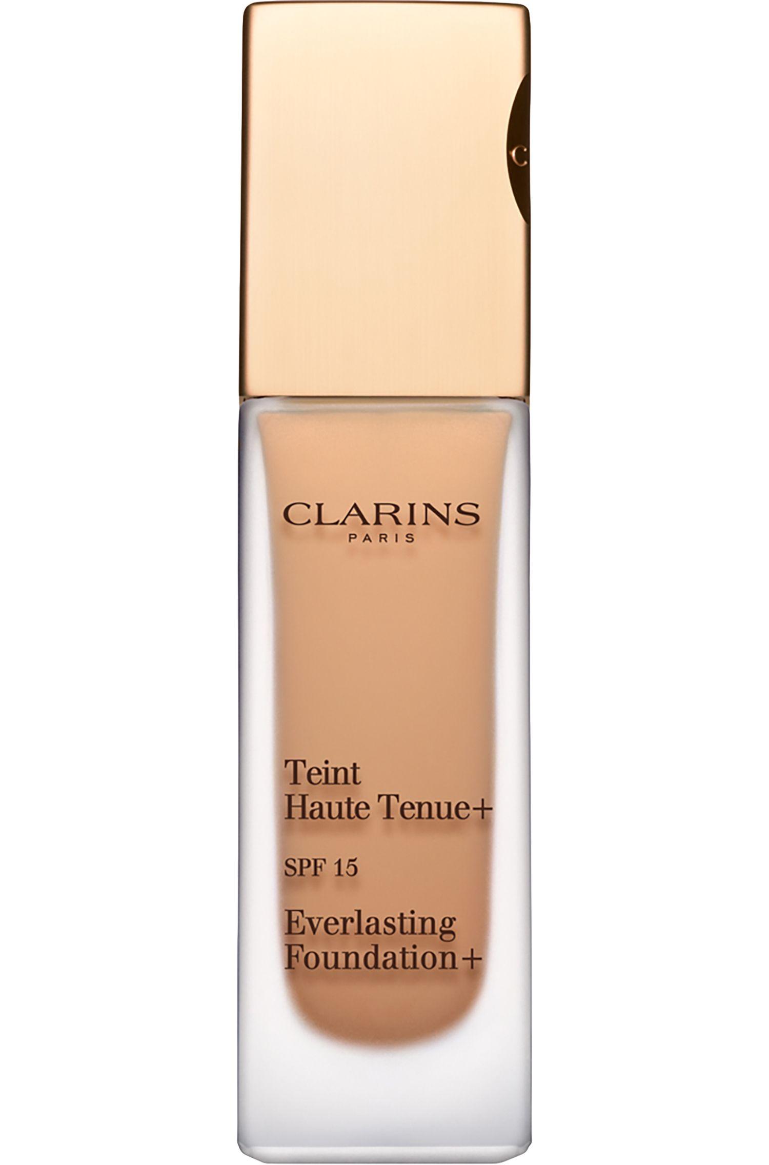 Blissim : Clarins - Fond de teint Teint Haute Tenue SPF15 - 112.5 Caramel