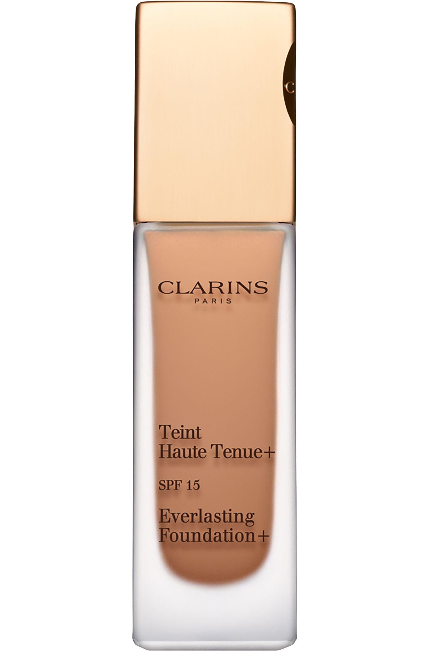 Blissim : Clarins - Fond de teint Teint Haute Tenue SPF15 - 113 Chestnut
