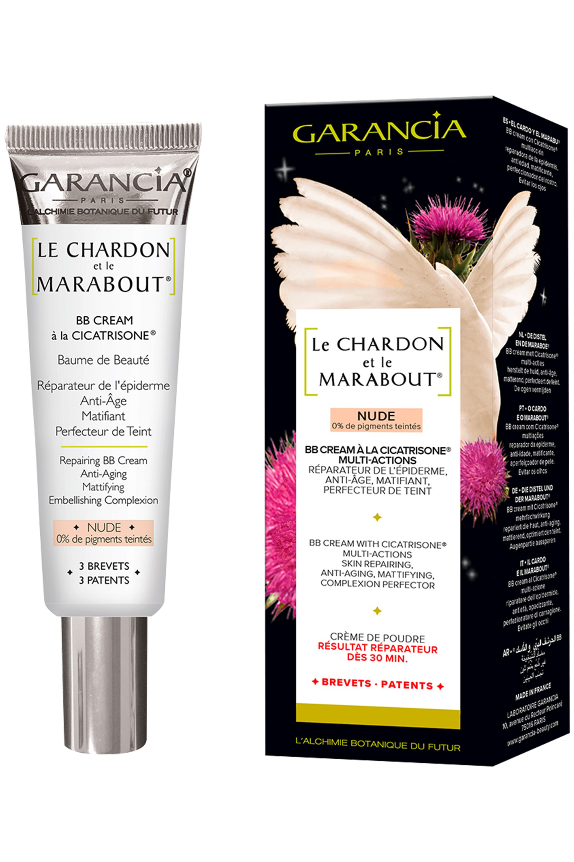 Blissim : Garancia - BB Crème cicatrisante Le Chardon et le Marabout® Nude - BB Crème cicatrisante Le Chardon et le Marabout® Nude