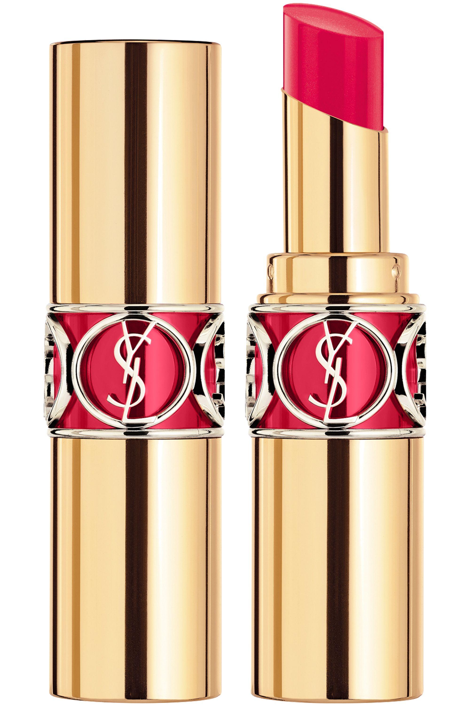 Blissim : Yves Saint Laurent - Rouge Volupté Shine - N°59 Fuchsia Jumpsuit