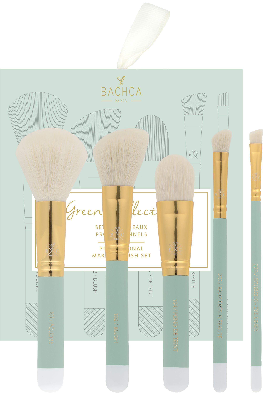 Blissim : Bachca - Set de pinceaux Collection Green - Set de pinceaux Collection Green