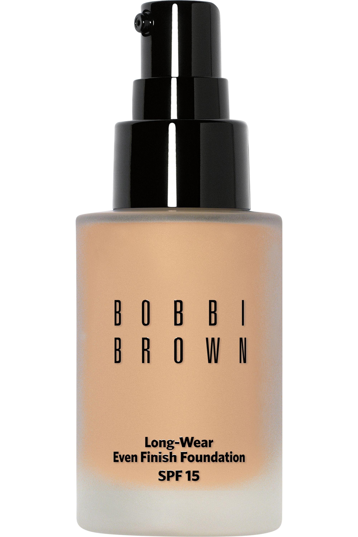 Blissim : Bobbi Brown - Fond de teint fluide Long-Wear Even Finish SPF15 - Warm Beige