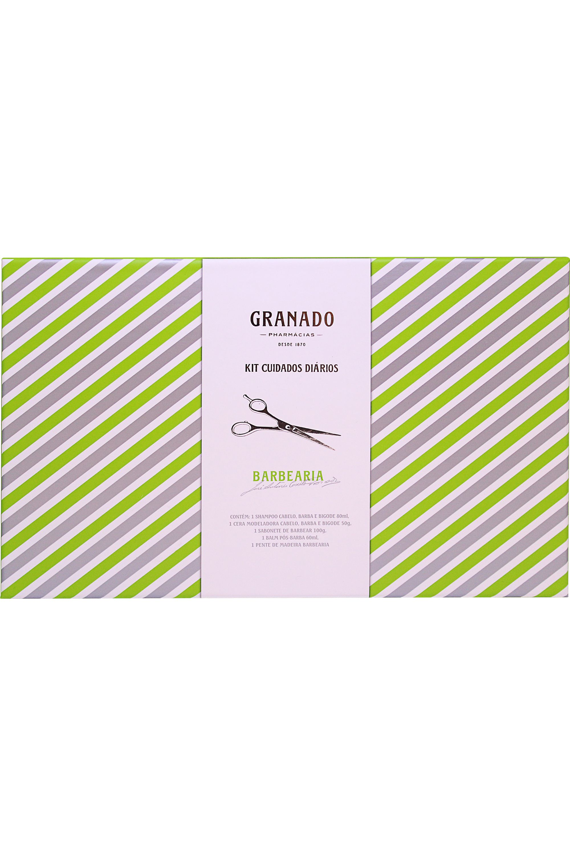 Blissim : Granado - Coffret Soins pour Homme - Coffret Soins pour Homme