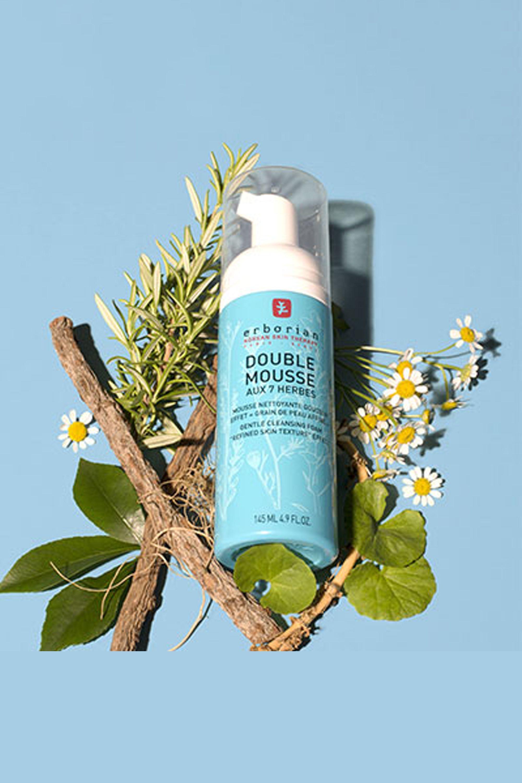 Blissim : Erborian - Mousse nettoyante visage aux 7 Herbes - Mousse nettoyante visage aux 7 Herbes