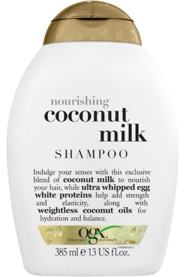Shampooing Coconut Milk