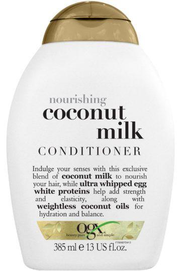 Après-shampooing Coconut Milk