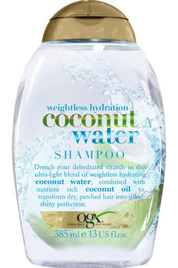 Shampooing Coconut Water
