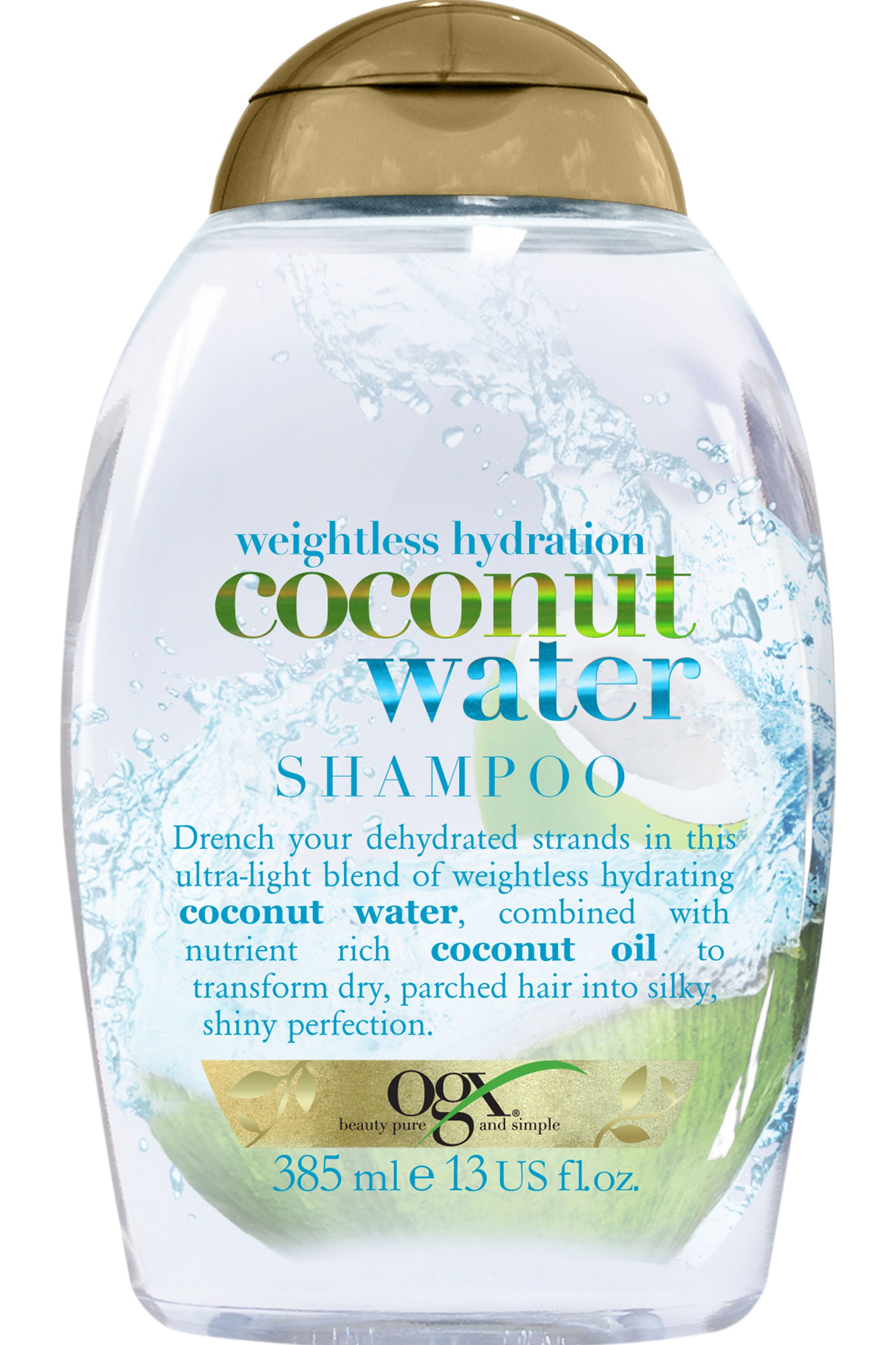 Blissim : OGX - Shampooing Coconut Water - Shampooing Coconut Water