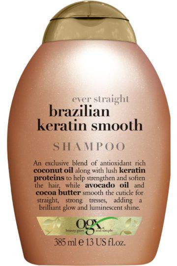 Shampooing Brazilian Keratin