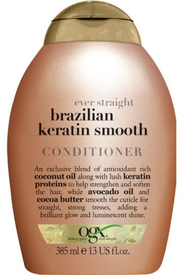 Après-shampooing Brazilian Keratin