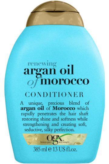 Après-shampooing Argan