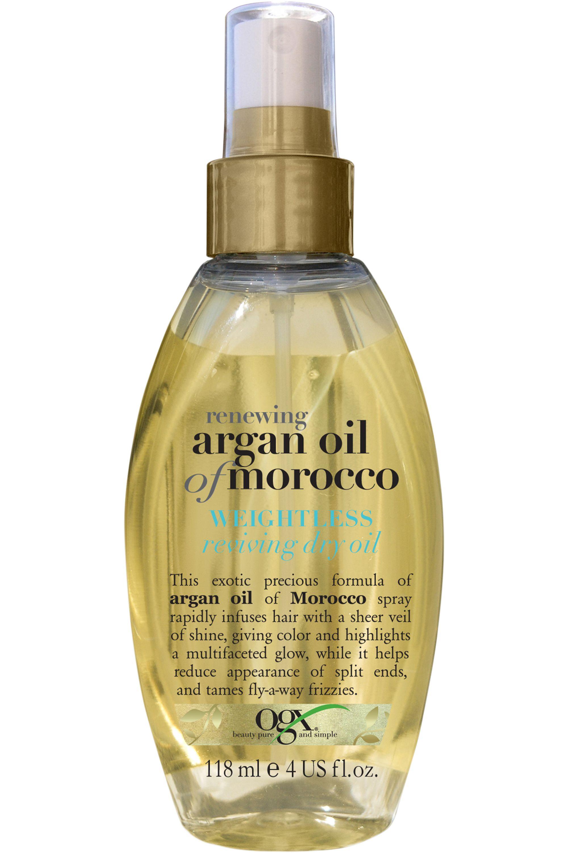 Blissim : OGX - Huile sèche apaisante et revitalisante Argan - Huile sèche apaisante et revitalisante Argan
