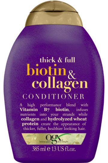Après-shampooing Biotin Collagen