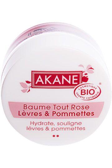 Baume Tout Rose Lèvres et Pommettes Bio