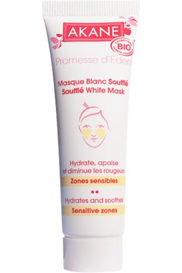 Masque Blanc Soufflé