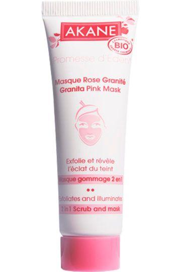 Masque Rose Granité