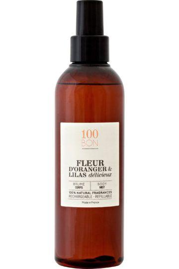 Brume Parfumée Fleur Oranger & Lilas délicieux