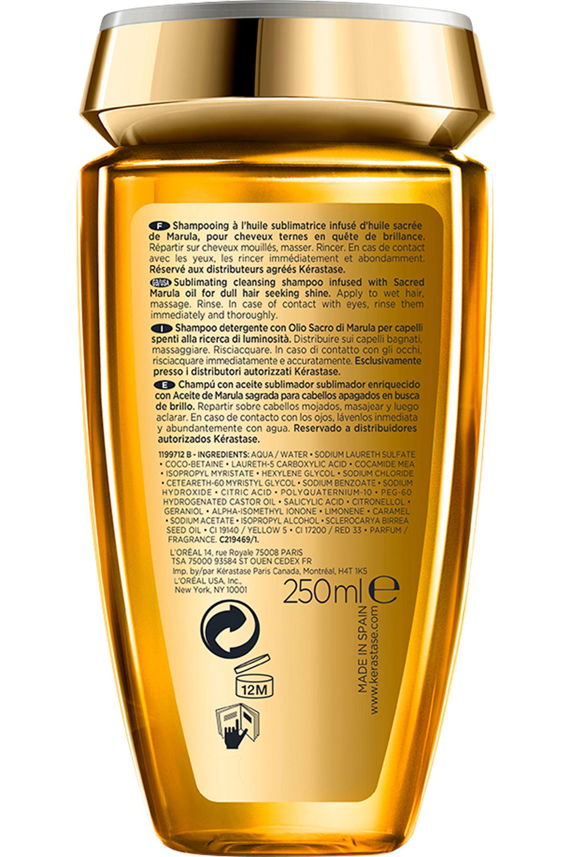 Blissim : Kérastase - Shampoing Bain Elixir Ultime - Shampoing Bain Elixir Ultime