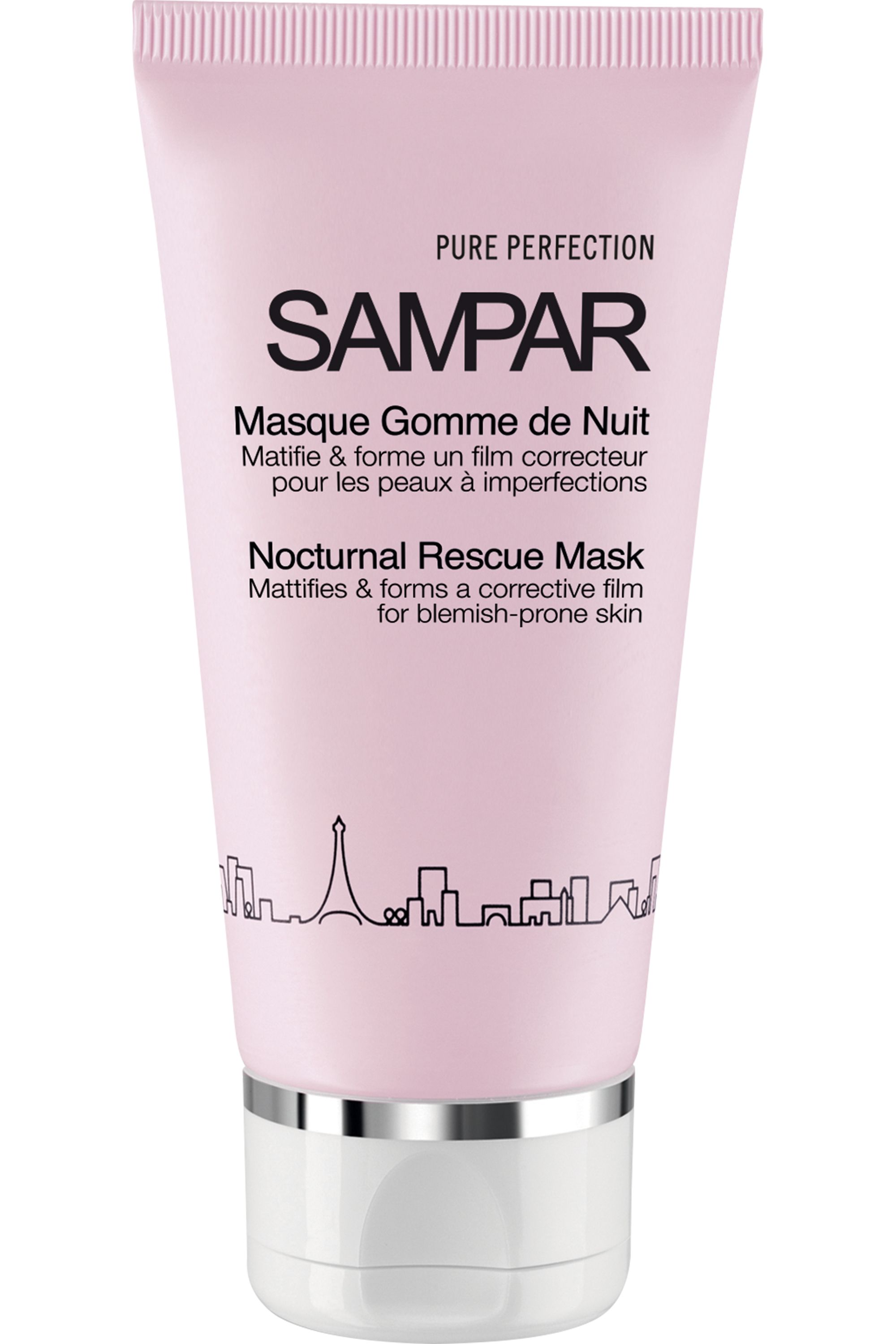 Blissim : Sampar - Masque Gomme de Nuit format exclusif 30 ml - Masque Gomme de Nuit format exclusif 30 ml
