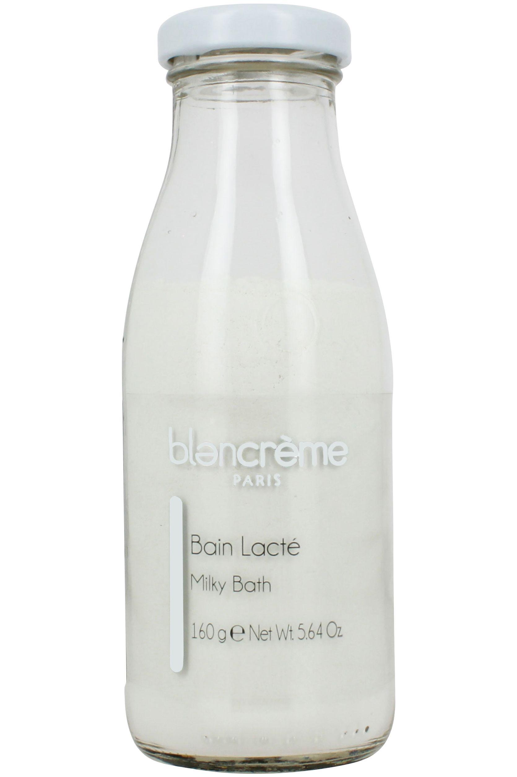 Blissim : Blancrème - Bain Lacté - Bain Lacté