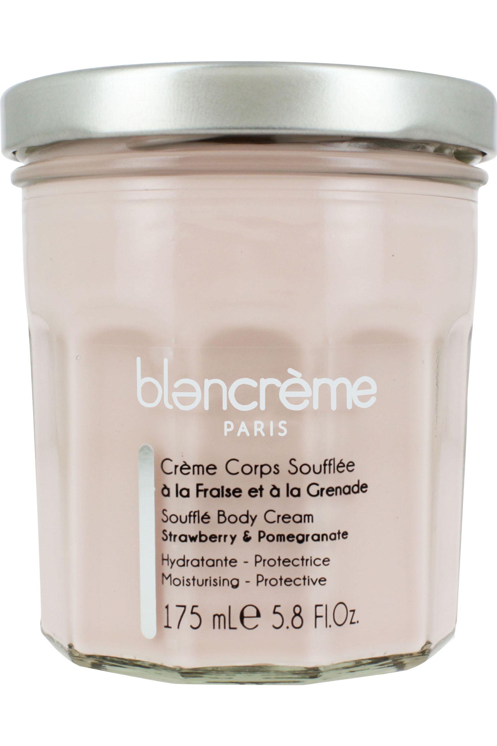 Blissim : Blancrème - Crème Corps Fraise Grenade - Crème Corps Fraise Grenade
