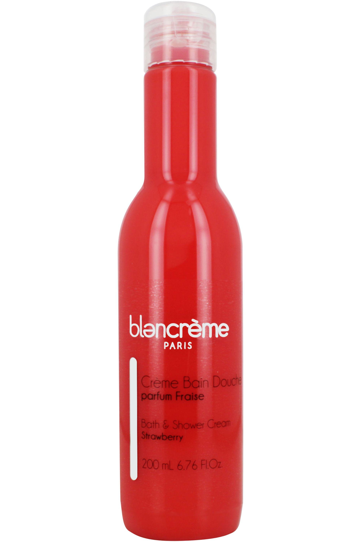 Blissim : Blancrème - Bain Douche Fraise Des Bois - Bain Douche Fraise Des Bois