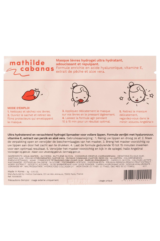 Blissim : Mathilde Cabanas - Masque Lèvres Bisou - Masque Lèvres Bisou