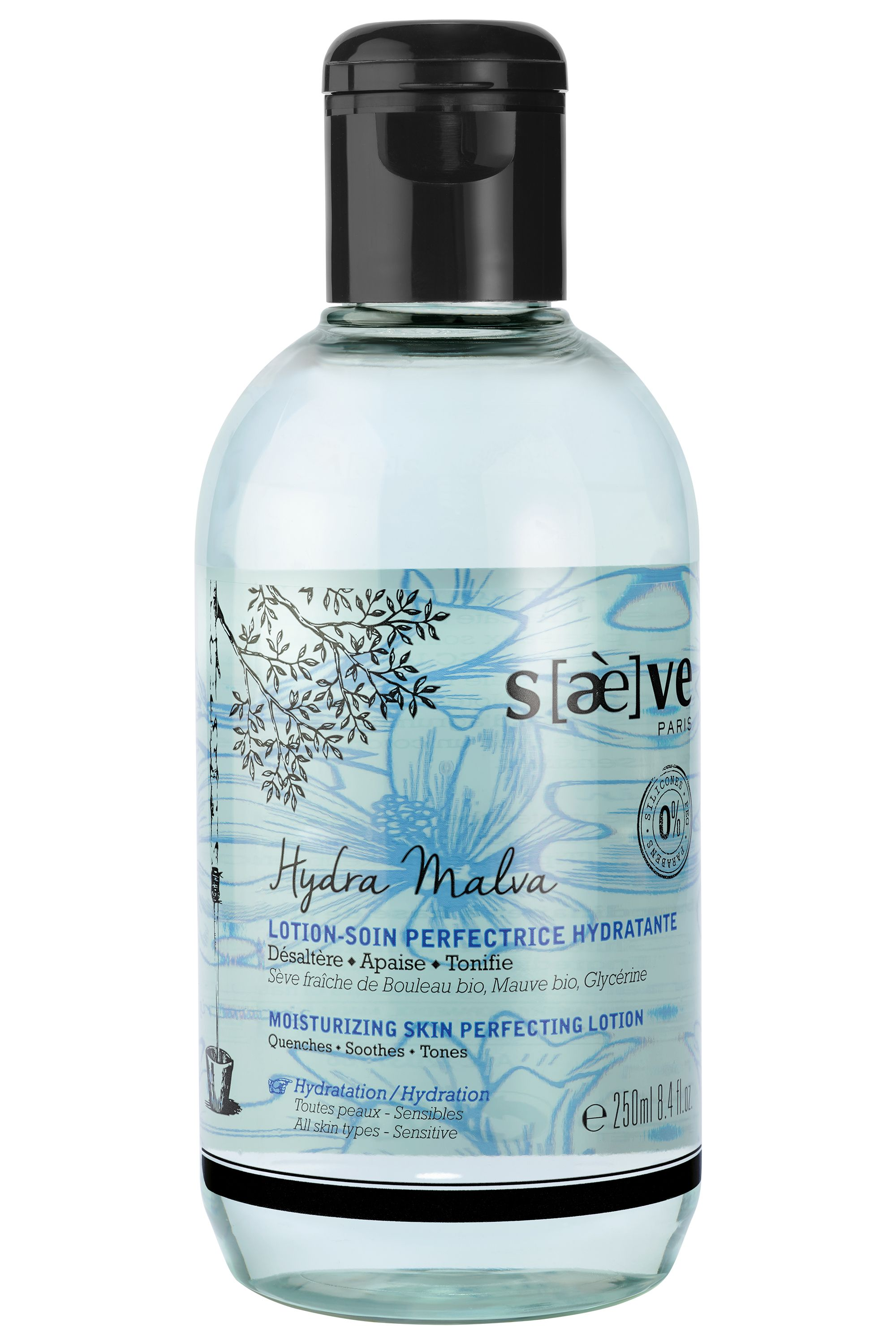 Blissim : Saeve - Lotion-soin perfectrice hydratante Hydra Malva - Lotion-soin perfectrice hydratante Hydra Malva