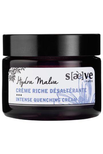 Crème riche désaltérante Hydra Malva